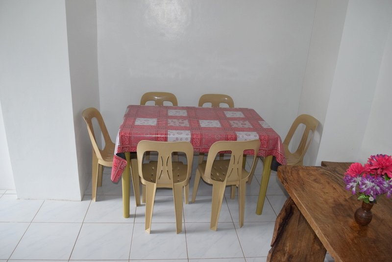 Dining place of Apartment 