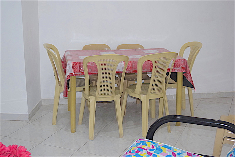 Dining place of Apartment       D